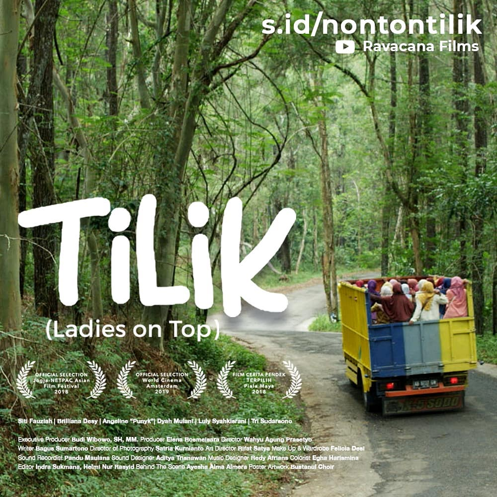Media Dan Budaya Pada Film Pendek Tilik Ravacana Films Dikom Ugm